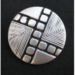 Bouton métal forme 25mm