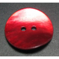 Nacre rouge 15mm