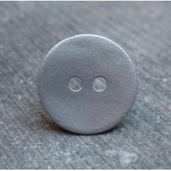 Nacre agoya grise satinée 13mm