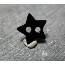 Nacre étoile noir 11mm