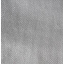 Toile thermocollante non tissée blanche