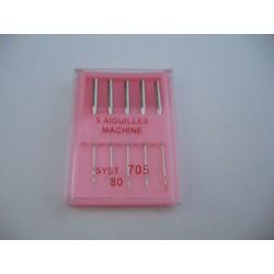 Aiguilles machine 80