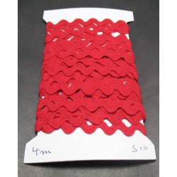 Croquet rouge 10 mm