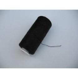 Bobine noire 500 m Polyester