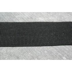 Droit fil noir 23 mm