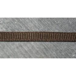Petit grain marron 6 mm