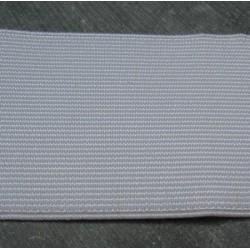 Elastique blanc 60 mm