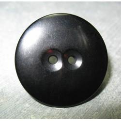 Bouton noir brillant 30m