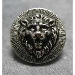 Bouton lion 18mm