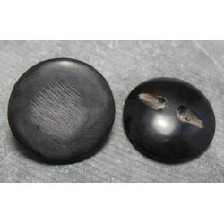 Bouton corne gratte 34mm