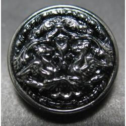 Bouton verre dragon 18mm