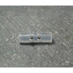 Bouton buchette translucide 15mm