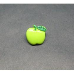 Bouton pomme granny 16mm