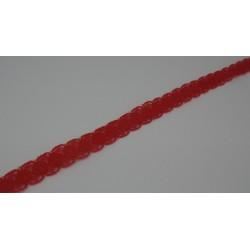 Dentelle rouge 10mm