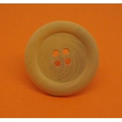 Bouton buis melon 31mm