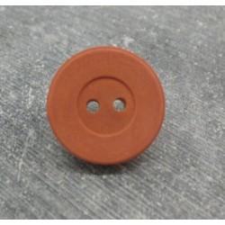 Bouton buis brique 18mm