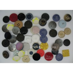Lot 50 boutons adulte