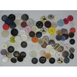 Lot 80 boutons adulte