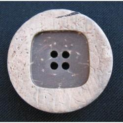 Bouton coco 4T cerclé 30mm