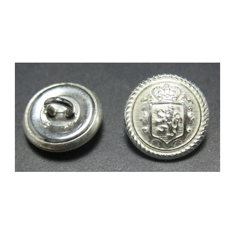 Bouton militaire Luxembourg 15 mm b19