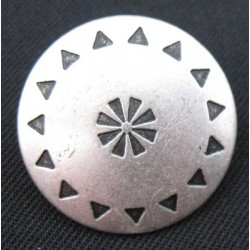 Bouton tribal 23mm