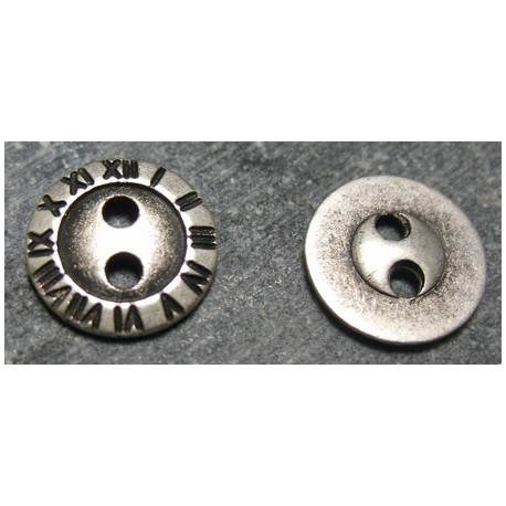 Bouton cadran 11 mm  b19