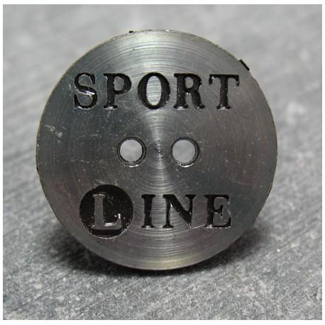 Bouton sport line 18mm