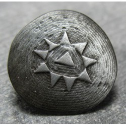 Bouton incas ovale 27mm