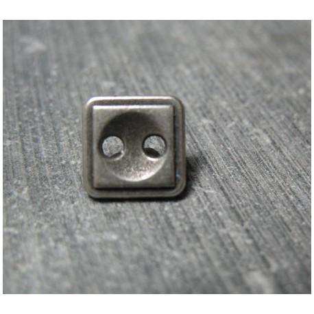 Bouton carre 9 mm b19