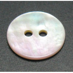 Nacre rose 15 mm