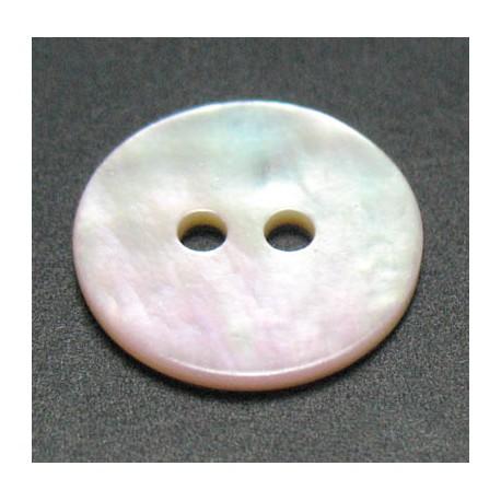Nacre rose 15 mm