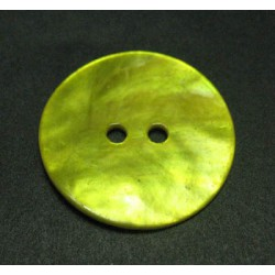 Nacre jaune 15mm