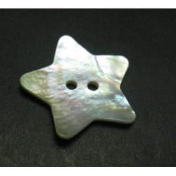 Nacre étoile 25 mm