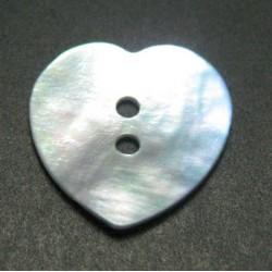 Nacre coeur 18 mm