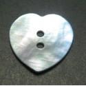 Nacre coeur 15mm