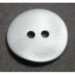 Nacre agoya grise satinée 15mm