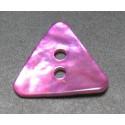 Nacre triangle violine 15 mm b29