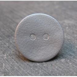 Nacre agoya grise satinée 20 mm b51