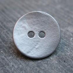 Nacre agoya grise satinée 18 mm b51