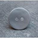 Nacre agoya grise satinée 13 mm b51