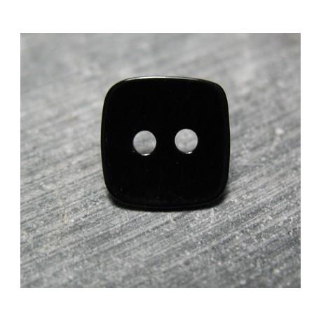 Nacre carre noir 13 mm