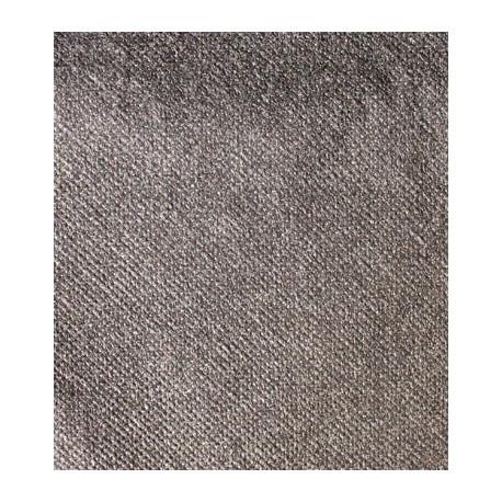 Toile thermocollante non tissée grise foncée