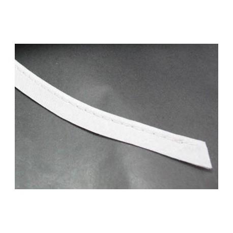 Passepoil gris clair 12 mm