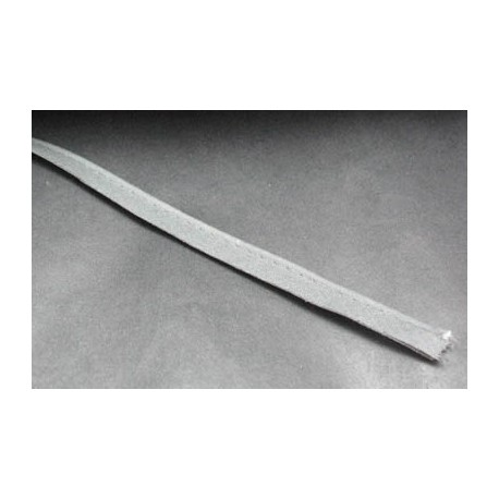 Passepoil gris moyen 10 mm