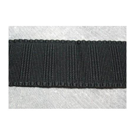 Gros grain noir 35 mm
