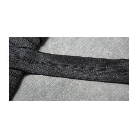 Elastique bordeur 15 mm noir