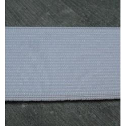 Elastique blanc 43 mm