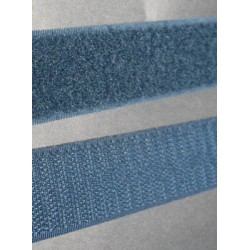 Velcro bleu à coudre