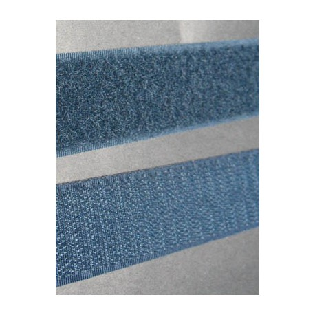 Velcro bleu navy à coudre