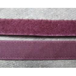 Velcro violet  20 mm